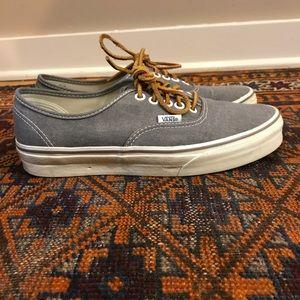 dc6b88f3325 Vans Shoes - Washed Canvas Vans for J. Crew